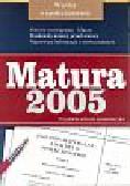 Wiedza o społeczeństwie Matura 2005