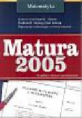 Matematyka Matura 2005