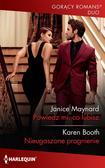 Janice Maynard, Booth Karen - Powiedz mi, co lubisz Nieugaszone pragnienie