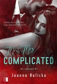 Balicka Joanna - Miss Independent Tom 3. Mr and Mrs Complicated