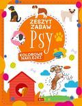 Tkocz Justyna - Zeszyt zabaw. Psy