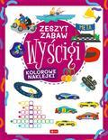 Tkocz Justyna - Zeszyt zabaw. Wyścigi