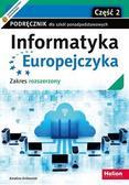 Karolina Antkowiak - Informatyka Europejczyka LO podręcznik ZR cz.2