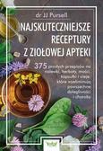 JJ Pursell - Najskuteczniejsze receptury z ziołowej apteki