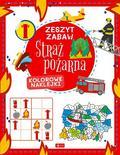 Tkocz Justyna - Straż pożarna Zeszyt zabaw