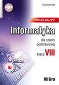 Grażyna Koba - Informatyka SP 8 Teraz bajty w.2021 MIGRA