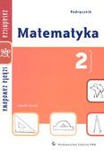Szuty Jacek - Matematyka 2 ZSZ Podręcznik