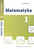 Szuty Jacek - Matematyka 1 ZSZ Podręcznik B5
