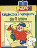 Książeczka z naklejkami dla 4-latków