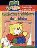 Książeczka z naklejkami dla 3-latków