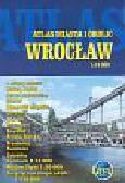 Wrocław Atlas miasta i okolic 1:19000