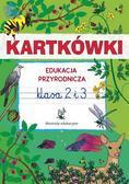 Guzowska Beata - Kartkówki. Edukacja przyrodnicza klasa 2 i 3
