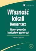 Dziczek Roman - Własność lokali Komentarz
