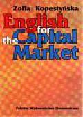 Kopestyńska Zofia - English for the Capital Market