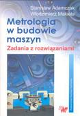 Metrologia w budowie maszyn /WNT/