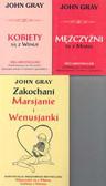 Gray John - ZakochaniMarsjanie i Wenusjanki / Kobiety są z Wenus / Mężczyźni są z Marsa (PAKIET)