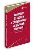 Gromek Krystyna - Komentarz do ustawy o postępowaniu w sprawach nieletnich