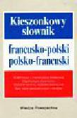 Jedlińska Anna - Kieszonkowy słownik francusko - polski i polsko - francuski