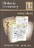 Mucha Bogusław - Historia literatury rosyjskiej od początków do czasów najnowszych