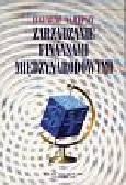 Najlepszy Eugeniusz - Zarządzanie finansami międzynarodowymi