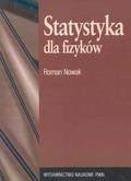 Nowak Roman - Statystyka dla fizyków Książka