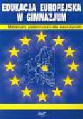 Edukacja europejska w gimnazjum