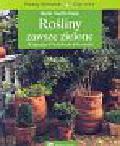 Taudte-Repp Beate - Rośliny zawsze zielone