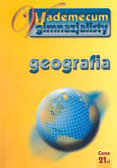 Vademecum gimnazjalisty Geografia