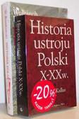 Roszkowski Wojciech / Kallas Marian - Historia Polski 1914-2001 / Historia ustroju Polski X-XX wiek (PAKIET)