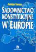 Rousseau D. - Sądownictwo konstytucyjne w Europie