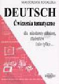 Rogalska Małgorzata - Deutsch Ćwiczenia tematyczne