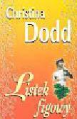 Dodd Christina - Listek figowy
