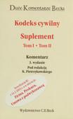 Kodeks cywilny Suplement/Beck/