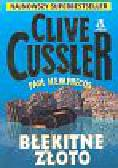 Cussler Clive - Błękitne złoto