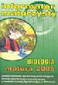 Biologia Matura 2005