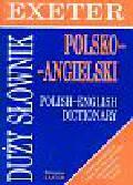 Tittenbrun Mieczysław - EXETER Duży słownik polsko-angielski angielsko-polski