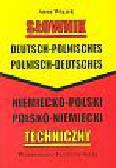 Wiązek Anna - Słownik niemiecko-polski, polsko-niemiecki techniczny