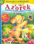Azorek w lesie Historyjka z naklejkami