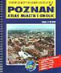 Poznań Atlas miasta i okolic
