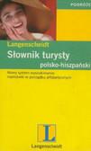 Słownik turysty polsko-hiszpański