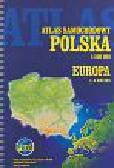 Atlas samochodowy Polska, Europa
