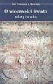 O wieczności świata Teksty i studia