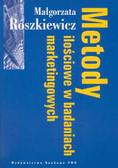Roszkiewicz Małgorzata - Metody ilościowe w badaniach marketingowych