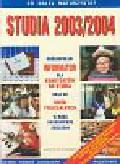 Studia 2003/2004 Informator