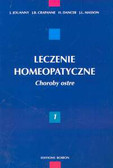 Jouanny J., Crapanne J.B., Dancer H., Masson J.L. - Leczenie homeopatyczne t.1-2