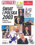 Świat i Polska 2003