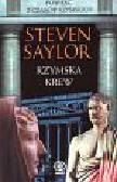 Saylor Steven - Rzymska krew