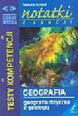 Kozioł Tomasz - Notatki z lekcji Geografia fizyczna z geologią
