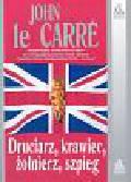 Carre John - Druciarz, krawiec, żołnierz, szpieg