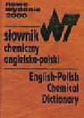 Słownik chemiczny angielsko- polski